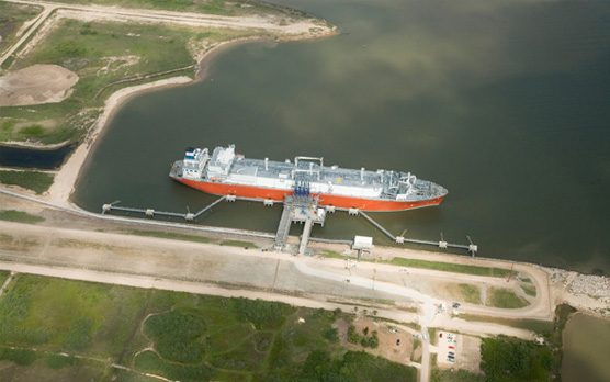 LNG Re-Gasification Terminal