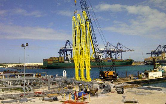Marine Loading Platform