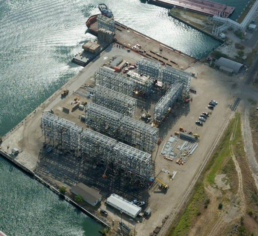 Facility Dock Improvements